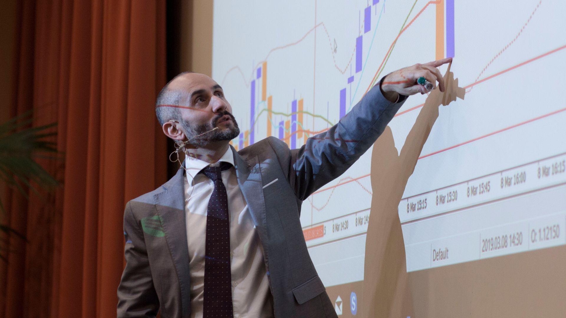 Maxx Mereghetti e il trading