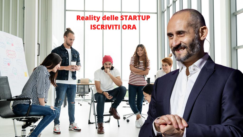 Maxx Mereghetti: il mondo delle startup