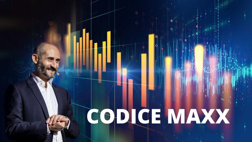 codice maxx, corso per trader - reality delle startup