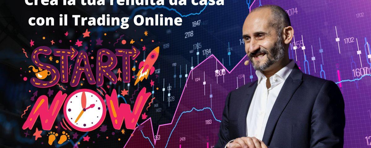 Maxx Mereghetti, trading, borsa e investimenti