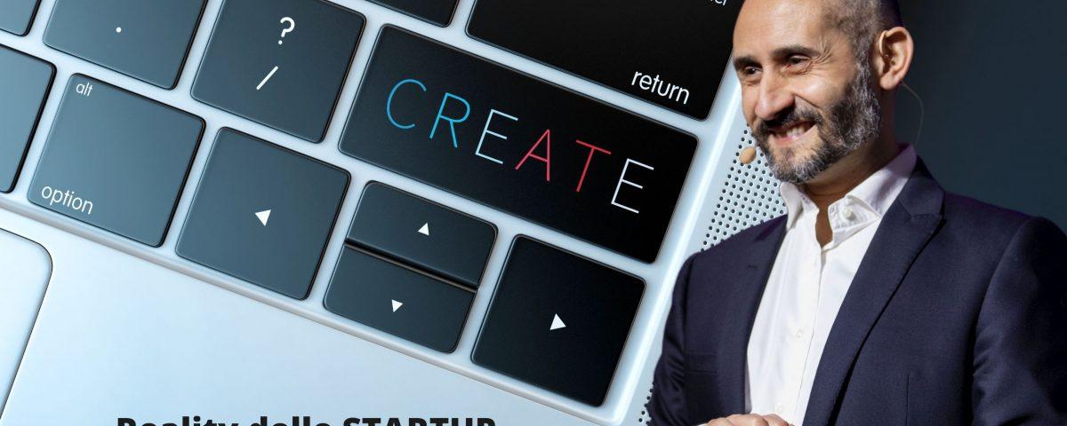 maxx mereghetti reality delle startup