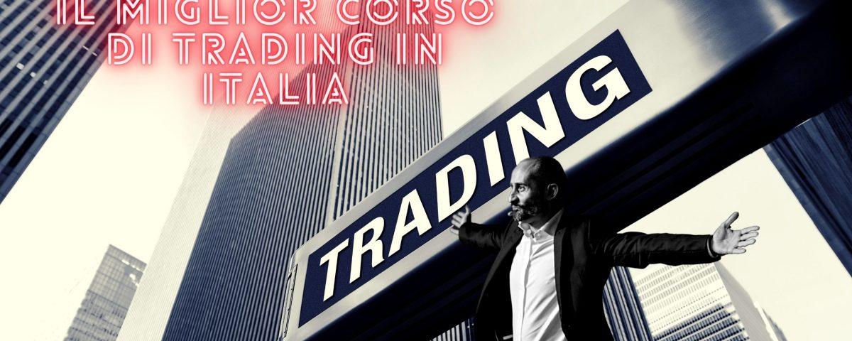 Il miglior corso di trading in Italia Codice Maxx