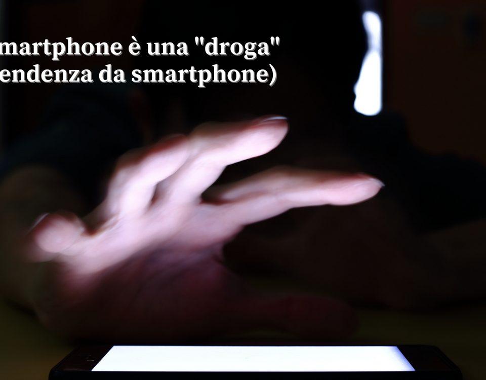 Lo Smartphone è una droga (dipendenza da smartphone, nomofobia), Maxx Mereghetti