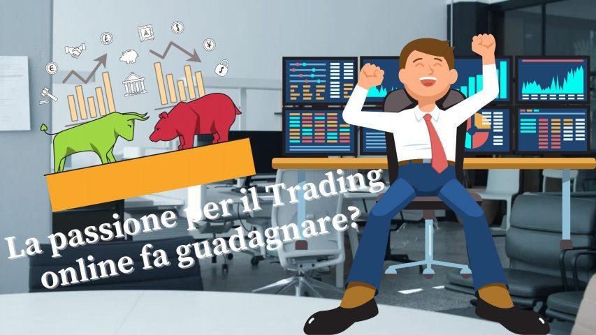 La passione per il Trading online fa guadagnare? Maxx Mereghetti