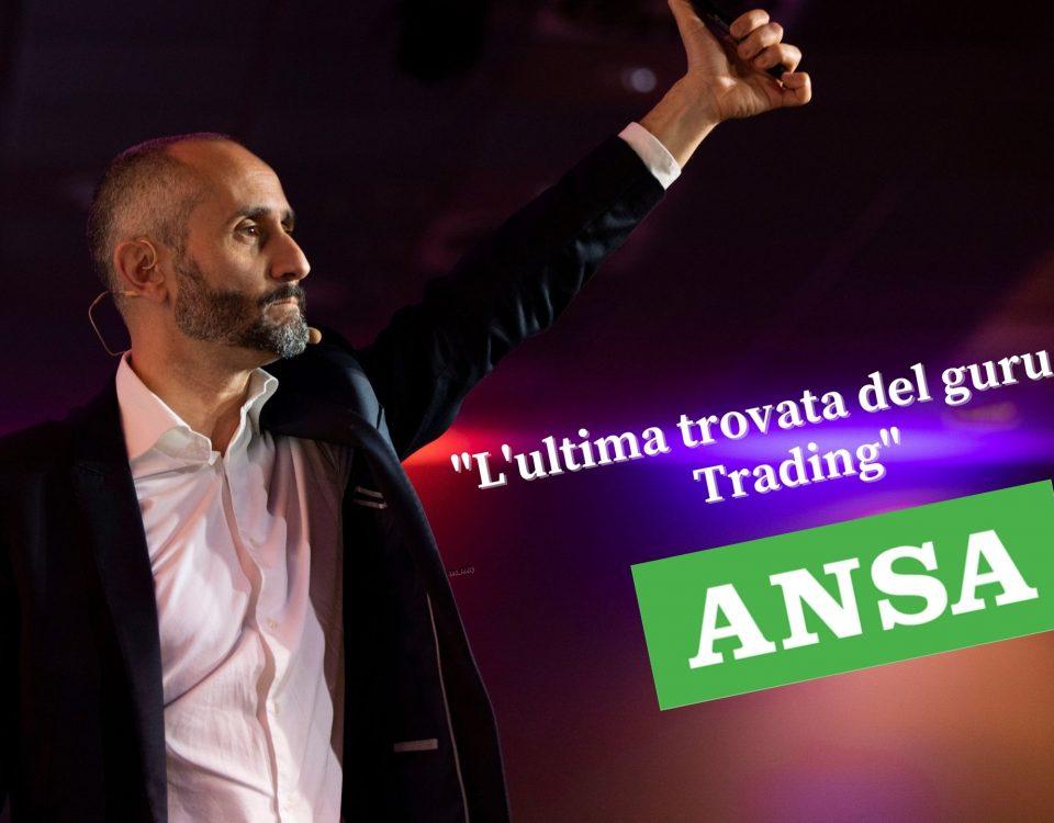 Trading e Maxx Token anche l'Ansa ne parla - Maxx Token