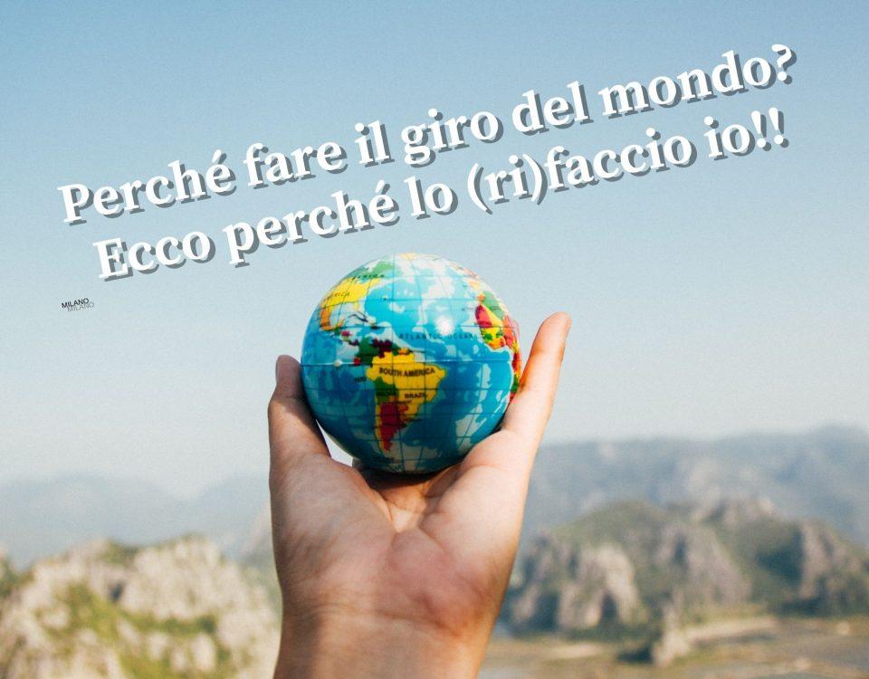 Perché fare il giro del mondo Ecco perché lo faccio io!!, Maxx Mereghetti